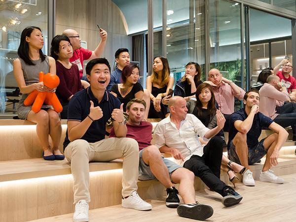 Hong Kong Maximum team