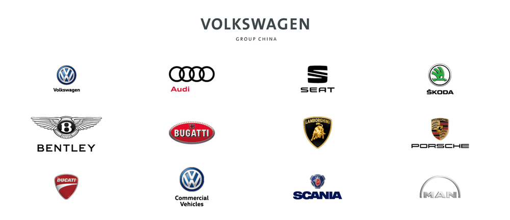 Volkswagen Group is home to many of the worlds top automotive brands