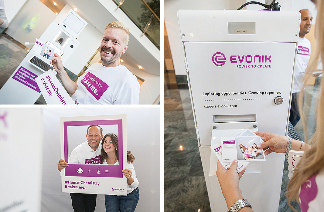 Evonik Internal Launch